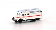 Lemke Minis 4223 MAN LF 16-TS Gerätewagen DRK