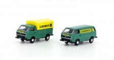 Lemke Minis 4316 VW T3 Kasten & Pritsche/Pl. Schenker