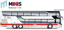 Lemke Minis 4460 Setra S 431 DT IC BUS