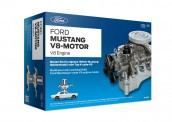 Lemke Collection LC67500 Ford Mustang V8 Motor Bausatz