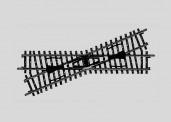 Märklin 2259 Kreuzung 168,9mm 22,5°