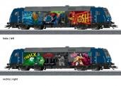 Märklin 36656 Diesellok BR 285 Superhelden