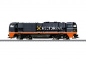 Märklin 37296 Hectorrail Vossloh G 2000 BB Ep.6