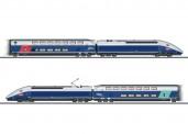 Märklin 37793 SNCF TGV Euroduplex Triebzug 4-tlg Ep.6