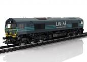 Märklin 39062 LINEAS Diesellok EMD Serie 66 Ep.6