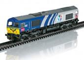 Märklin 39064 SNCF Diesellok Class 66 Ep.5