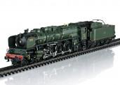 Märklin 39243 EST Dampflok Serie 13 (241-A) Ep.2