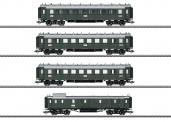 Märklin 41354 Pfalzbahn Personenwagen-Set 4-tlg Ep.1