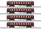 """Märklin 41921 SJ Personenwagen-Set """"Tin Plate"""" Ep.6"""