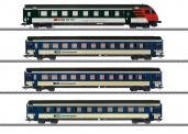 Märklin 42175 BLS Personenwagen-Set 4-tlg Ep.5