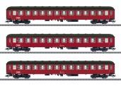 Märklin 42694 DSB Reisezugwagen-Set 3-tlg. Ep.4