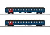Märklin 42695 DSB Reisezugwagen-Set 2-tlg. Ep.4