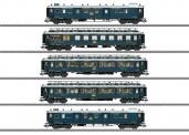 Märklin 42790 Schnellzug-Set 1 Simplon-Orient-Express