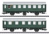 Märklin 43174 DB Personenwagen-Set 2-tlg Ep.3