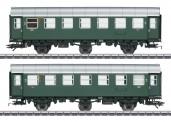 Märklin 43185 DB Personenwagen-Set 2-tlg Ep.3