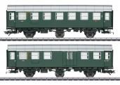 Märklin 43195 DB Personenwagen-Set 2-tlg Ep.3