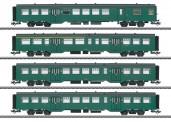 Märklin 43546 SNCB Personenwagen-Set 4-tlg Ep.3