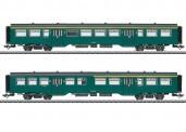 Märklin 43547 SNCB Personenwagen-Set 3-tlg Ep.3