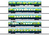 Märklin 43879 DBAG Touristikzug-Set 5-tlg. Ep.5