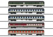 Märklin 43917 DB Schnellzugwagen-Set 5-tlg. Ep.4