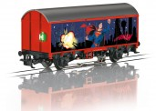 Märklin 44825 Gedeckter Güterwagen Superman