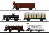Märklin 45175 K.W.St.E. Güterwagen-Set  Ep.1