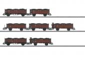 Märklin 46028 DB Güterwagen-Set 7-tlg Ep.3