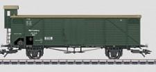 Märklin 46086-05 KWStE Gedeckter Güterwagen Ep.1