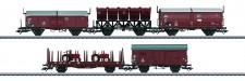 Märklin 46199 DB Güterwagen Set 6-tlg Ep.3