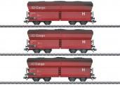 Märklin 46238 DBAG Selbstentladewagen-Set 3-tlg. Ep.5