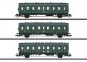 Märklin 46395 DR Personenwagen-Set Ep.3