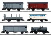 Märklin 46520 SBB Güterwagen-Set 6-tlg. Ep.2