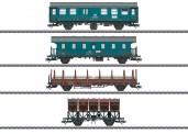 Märklin 46690 DB Bauzugwagen-Set 4-tlg Ep.4