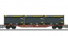 Märklin 47091-03 DBAG Containerwagen Ep.6