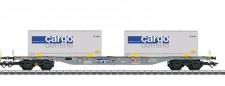 Märklin 47096-01 SBB Cargo Containerwagen Ep.6
