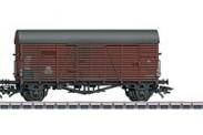 Märklin 47367-01 DB ged. Güterwagen Gms 30 Oppeln Ep.3