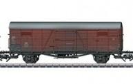 Märklin 47367-06 DB ged. Güterwagen Glt 23 Dresden Ep.3