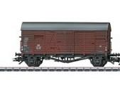 Märklin 47367-07 DB ged. Güterwagen Gms 30 Oppeln Ep.3