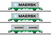 Märklin 47726 SJ Containertragwagen-Set Ep.6