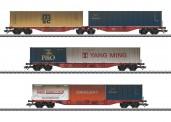 Märklin 47810 Containerwagen-Set DB AG