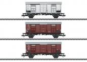 Märklin 47870 FS Spitzdachwagen-Set 3-tlg. Ep.3