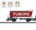 Märklin 48777-01 DSB Tuborg Kühlwagen Ep.4