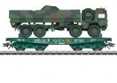 Märklin 48875 DB BW Schwerlastwagen beladen Ep.6