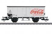 Märklin 48935 DSB Coca Cola Kühlwagen Ep.3