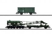 Märklin 49570 DB Dampfkran-Set 2-tlg Ep.3