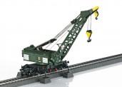 Märklin 49571 DB Dampfkran Ardelt BR 058 Ep.4