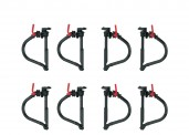 Märklin 56807 Bremsschläuche neu (je 4 rechte/linke)