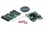 Märklin 60979 Sounddecoder mSD3 (TRAXX)