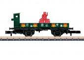 Märklin 80630 Weihnachtswagen 2020 Spur Z