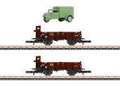 Märklin 82327 DRG Güterwagen-Set mit Tempo Ep.2